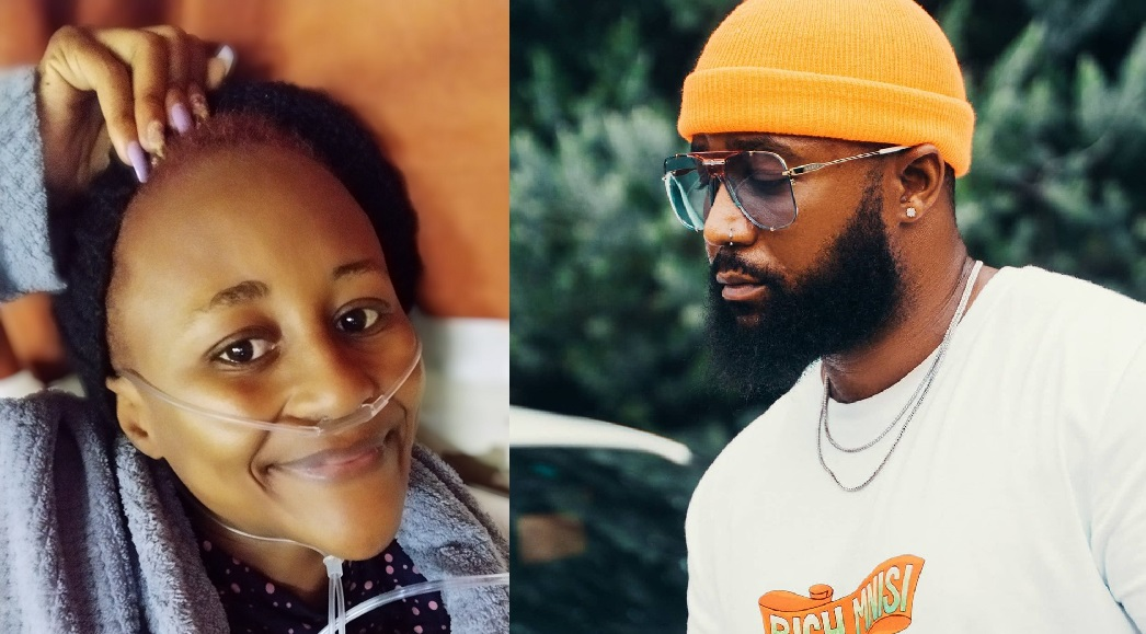 Cassper Nyovest Fulfills Promise Of Helping Fan Raise R2M For Surgery In India
