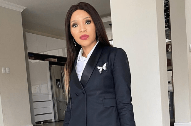 Malusi Gigaba's ex-wife Norma Mngoma heads over heel in love with an unknown man