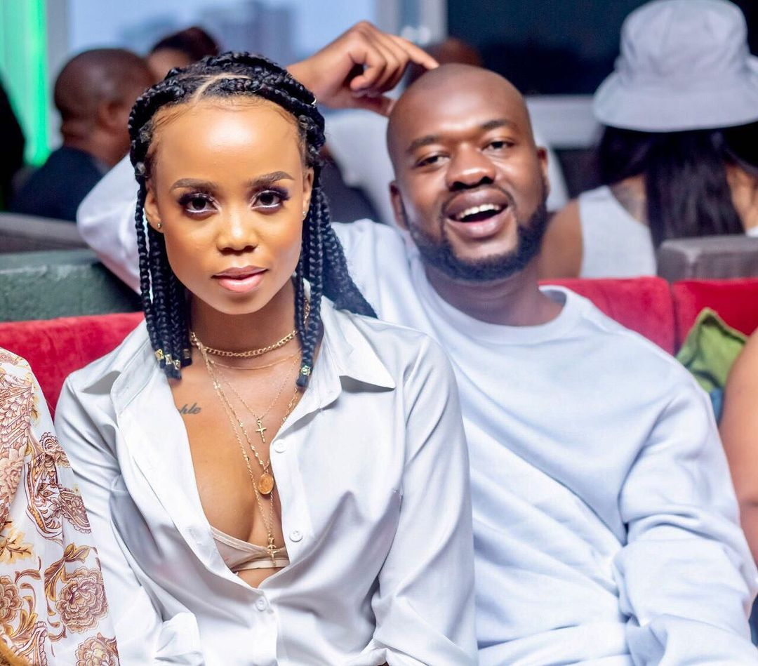 Actress Ntando Duma's alleged boyfriend revealed – Photos