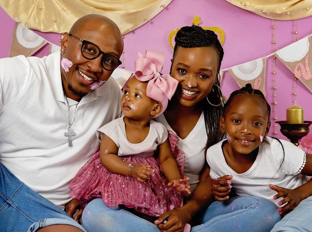 WATCH | Singer Ntombi Mzolo buries her 3-year-old daughter