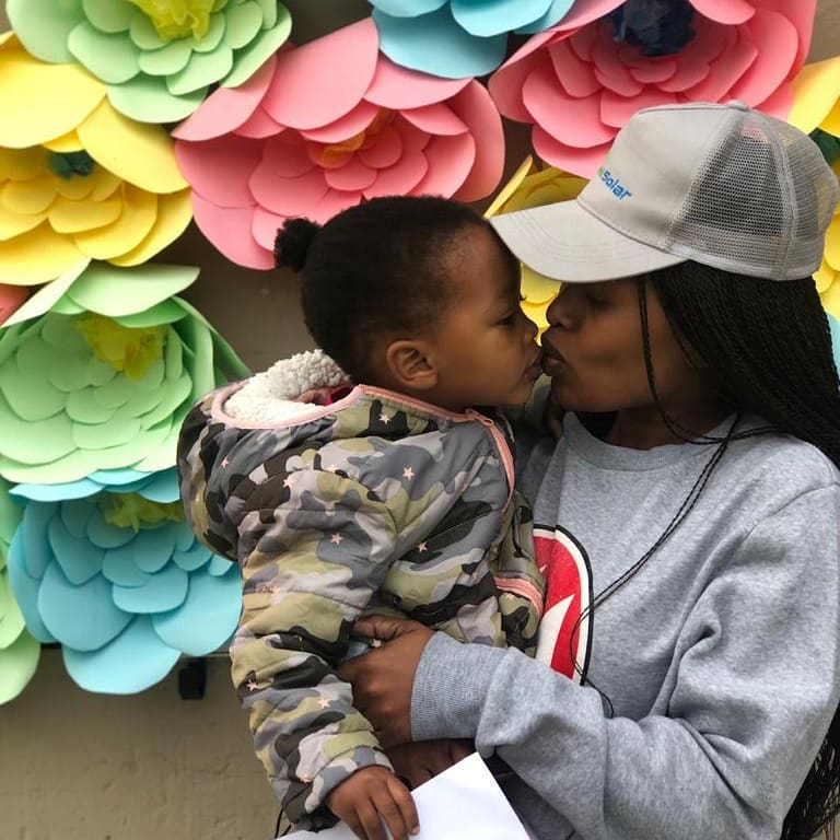 Singer Ntombi Mzolo mourns death of her youngest daughter