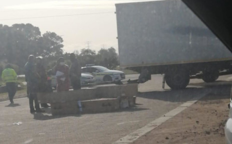 Probe underway after overloaded truck found transporting 106 corpses