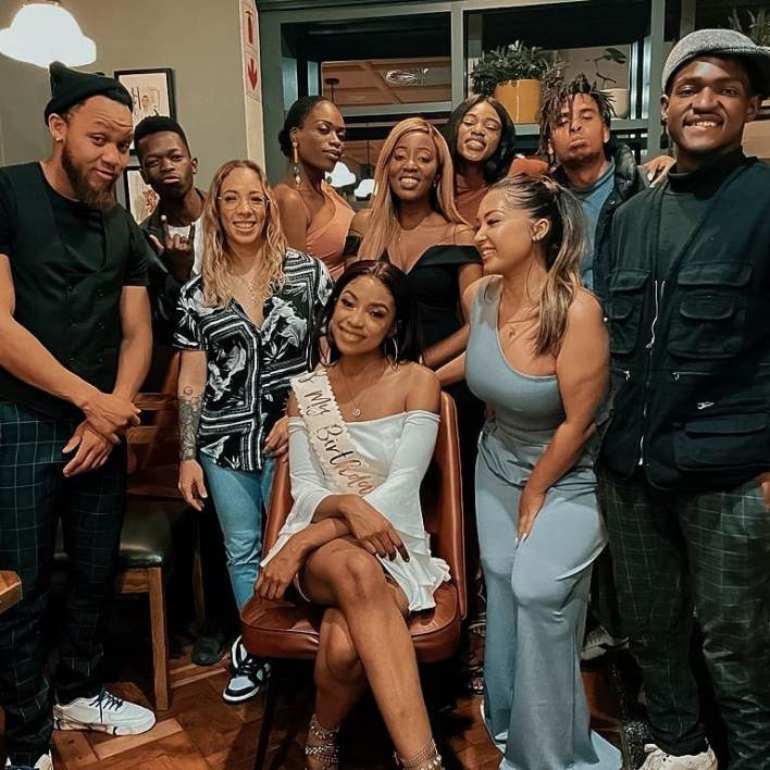 Inside Rouge's 29th birthday party – Photos