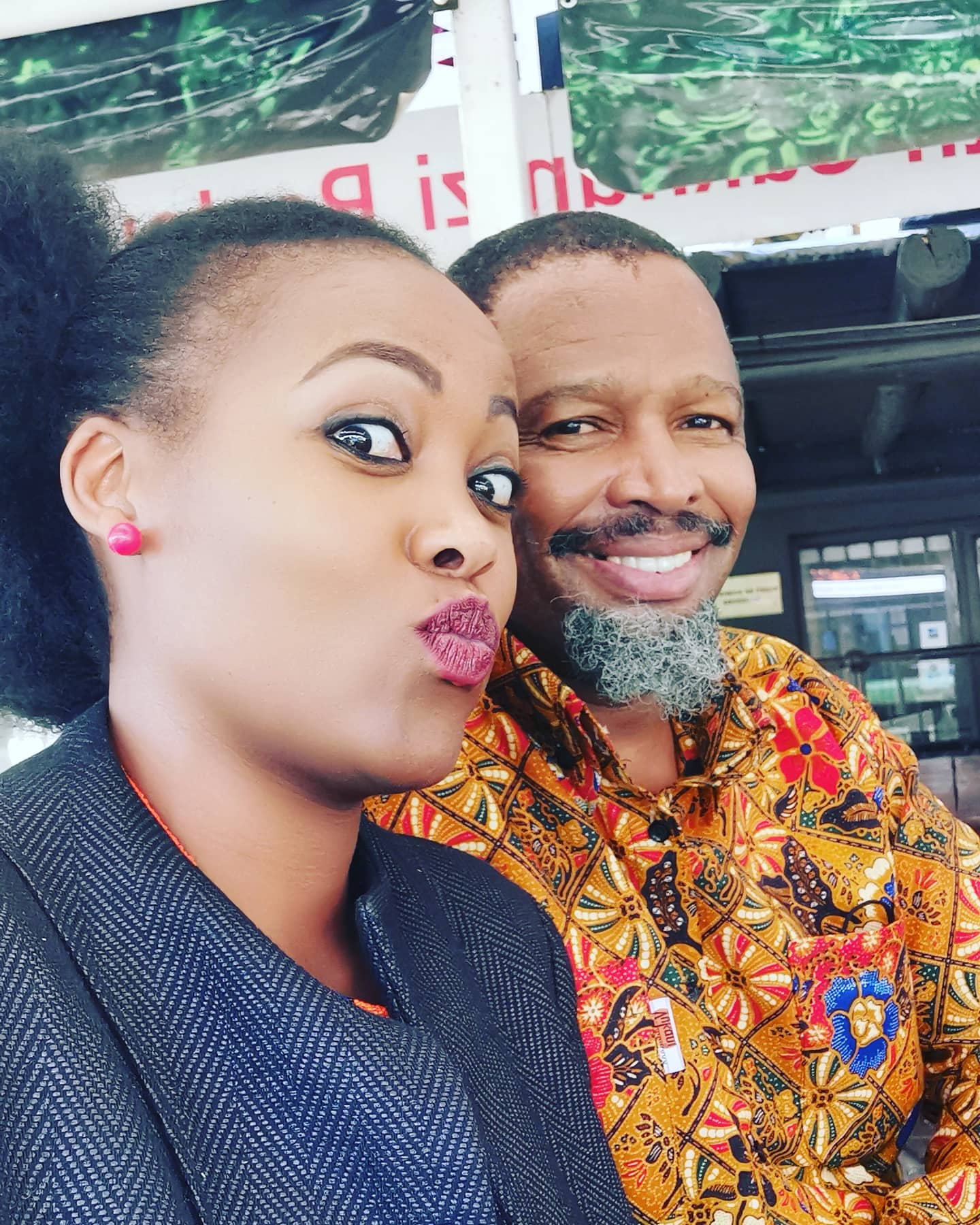 Jealousy exes gang up on actor Sello Maake Ka-Ncube amid engagement announcement