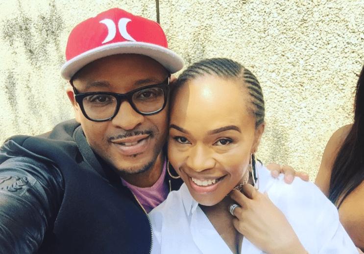 Meet The River actress Sindi Dlathu's husband – Photos