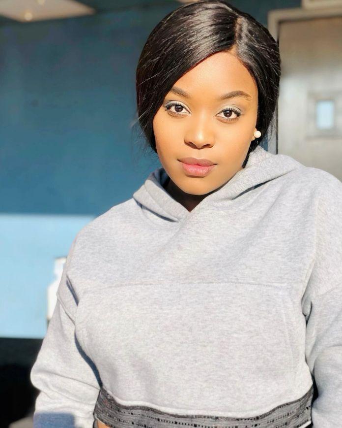 Scandal's Sivenathi Mabuya pens a touching note to her on-screen mother Lusanda Mbane(Boniswa)