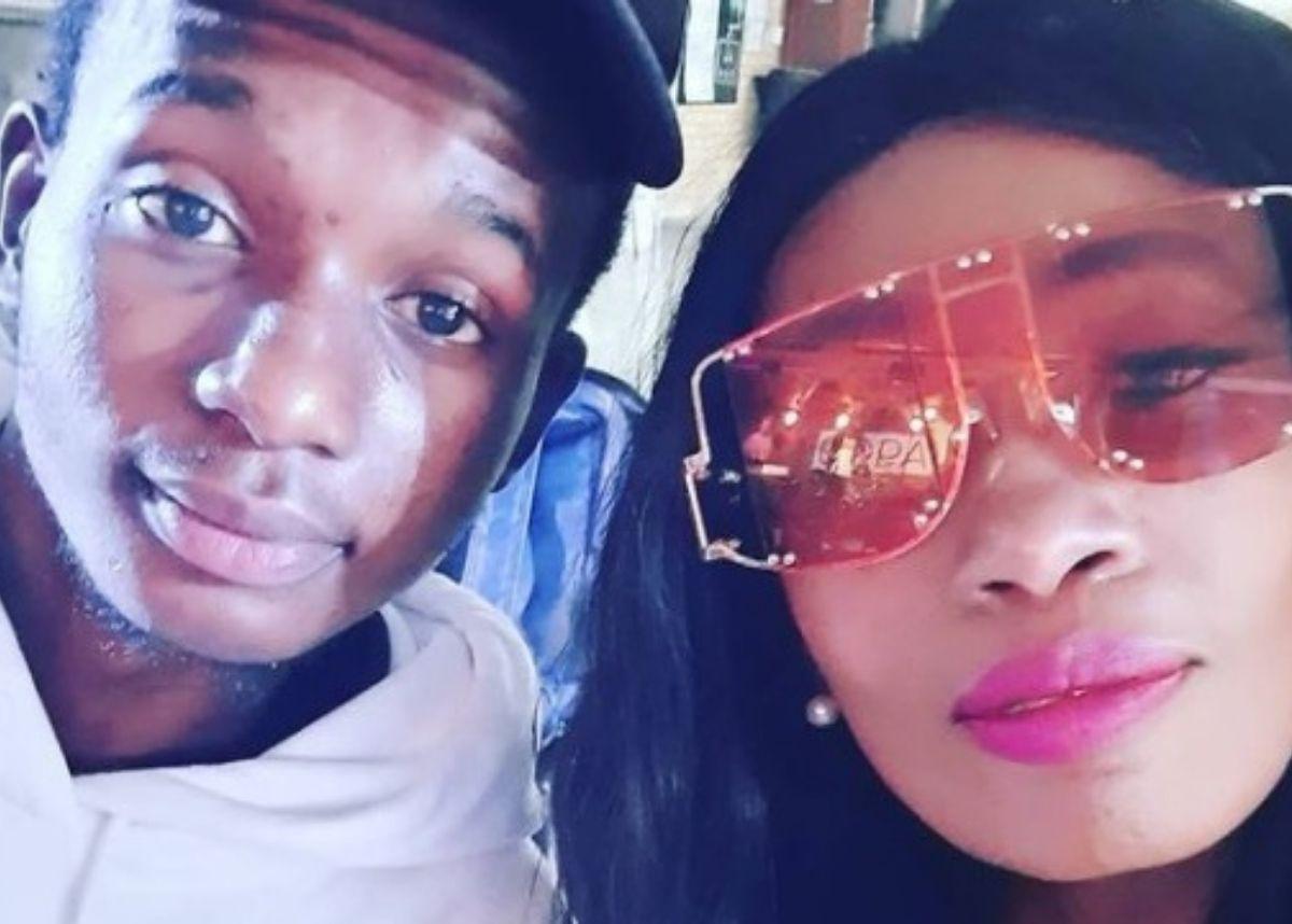 Max Lichaba sues Sophie Ndaba's son Lwandle over song