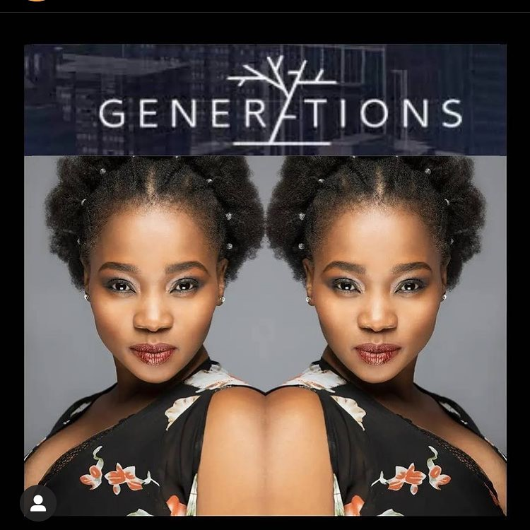 Actress Thandeka Shangase bags a role on Generations: The Legacy