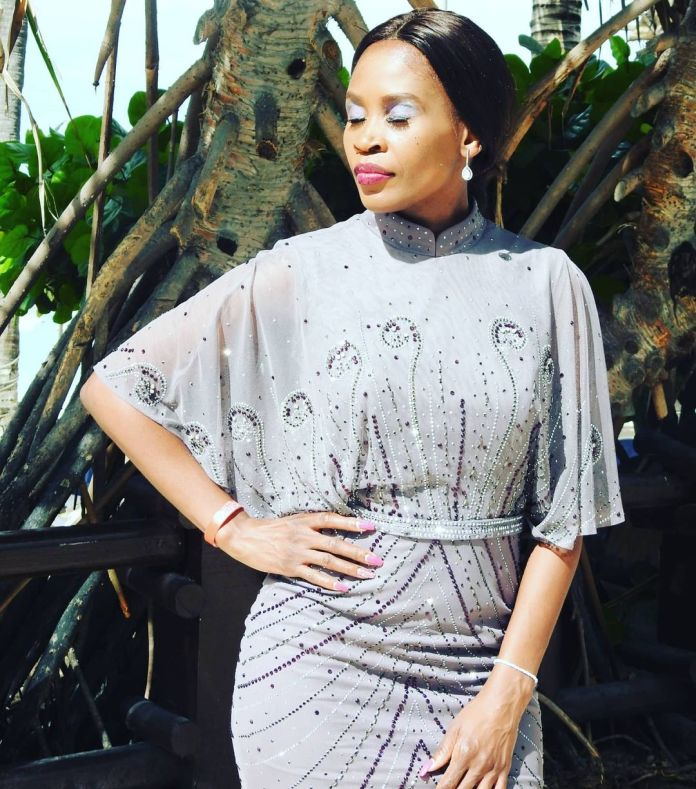 Durban model Thando Mbokazi confident of being crowned Mrs SA 2021