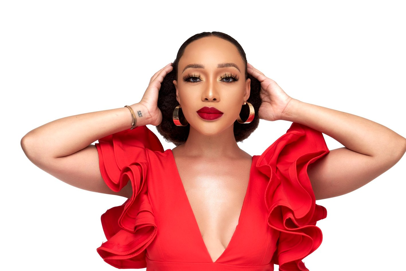 Actress Thando Thabethe on her road to success
