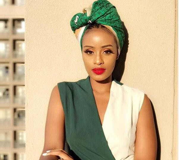 Thobeka Majozi Ready To Give Cassper Baby Number 2