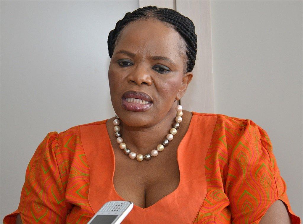 Zanele kaMagwaza-Msibi laid to rest in Ulundi