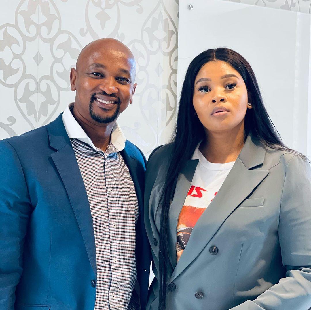 DJ Lady head over heels in love with Isibaya actor