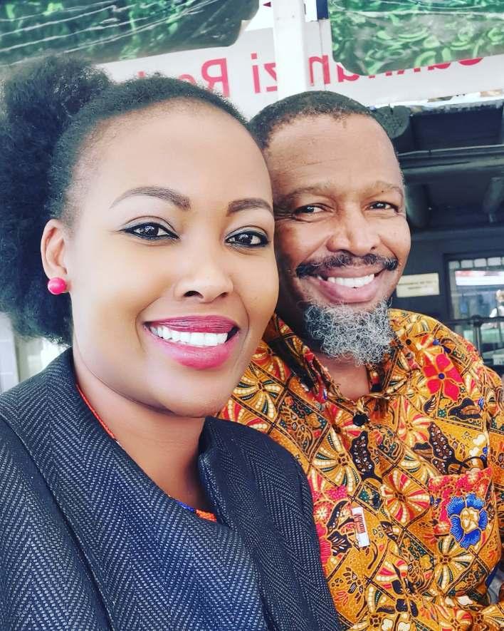 Actor Sello Maake Ka-Ncube and fiancée Pearl Solo Mbewe's wedding date