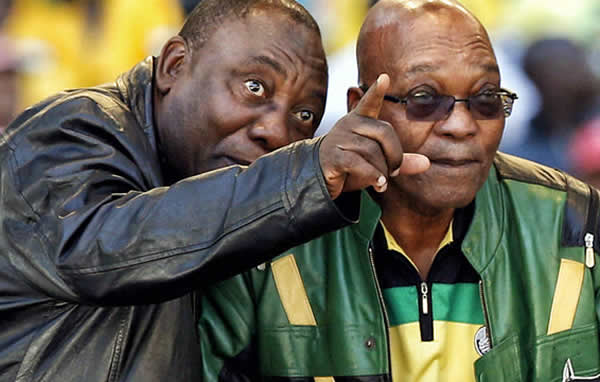 President Cyril Ramaphosa speaks on Jacob Zuma's early release from prison