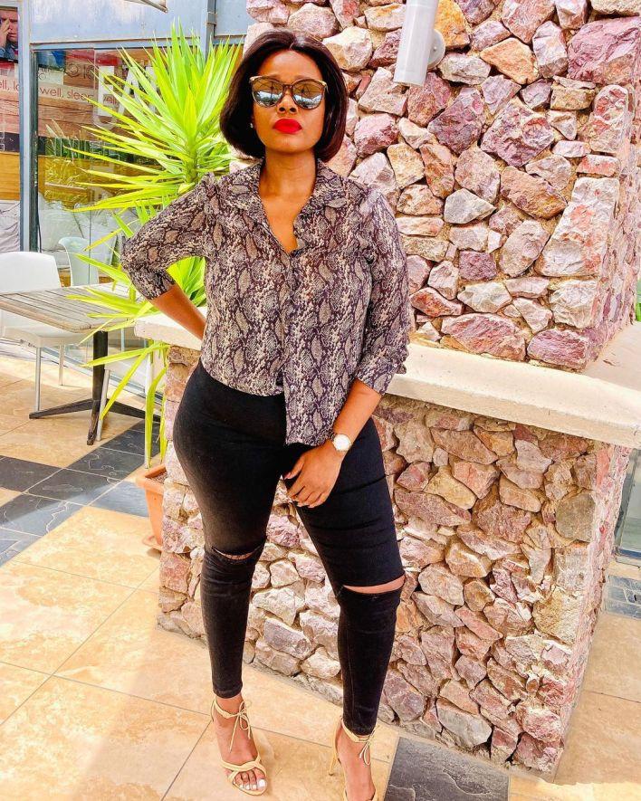 Gomora star Leera Mthethwa lucky to be alive