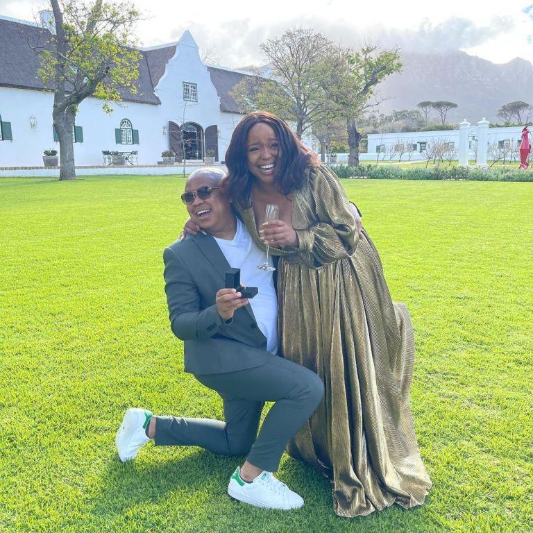 Former YO.TV Presenter Karabo Ntshweng is Getting Married