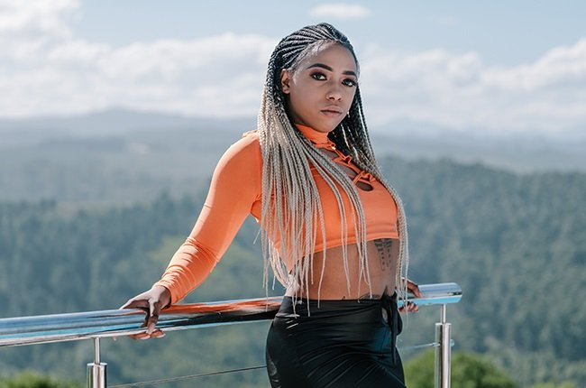 Did you know South Africa-based Hip Hop singer Gigi Lamayne is Zimbabwean?