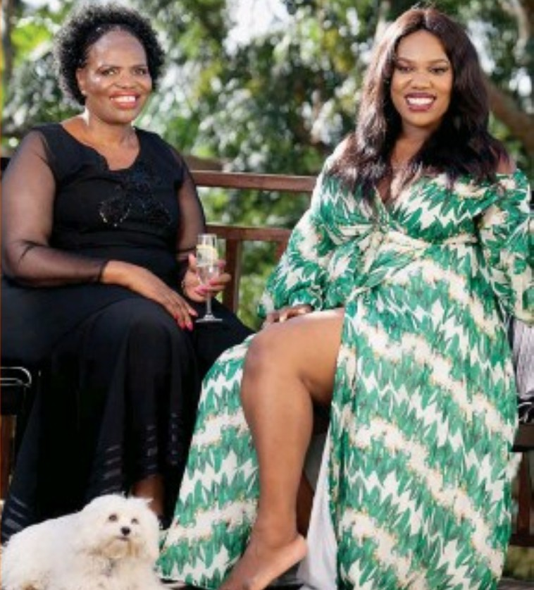 Actress Gugu Gumede mourns death of her mom