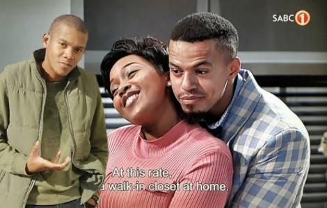 #SkeemSaam: Katlego finds out all about Pretty's pregnancy