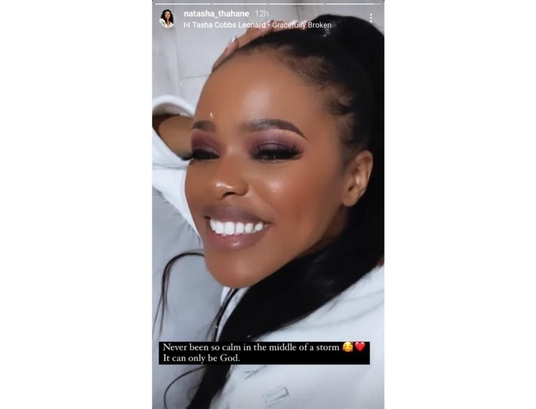 Thembinkosi Lorch unfollows sweetheart Natasha Thahane (Photos)
