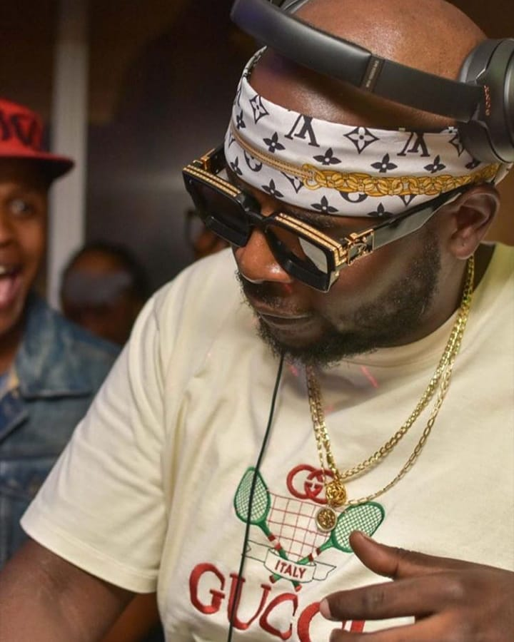 DJ Maphorisa claims he has been crowned he best rapper in SA