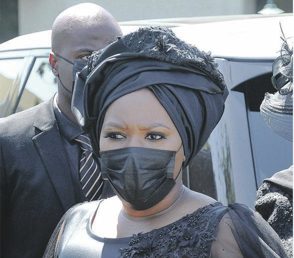 Actress Gugu Gumede commits herself to politics