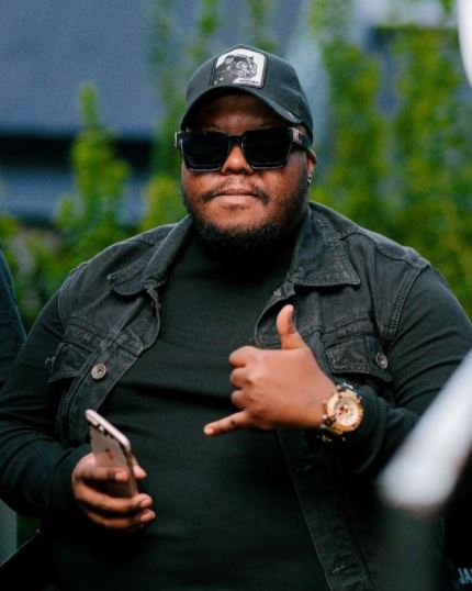 Heavy K shares first picture of his new baby