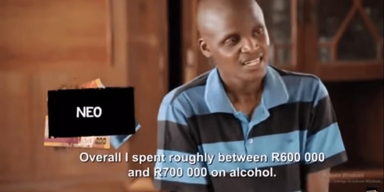 I BLEW IT: Pretoria man explains how he blew R1.4 million on mangoshas