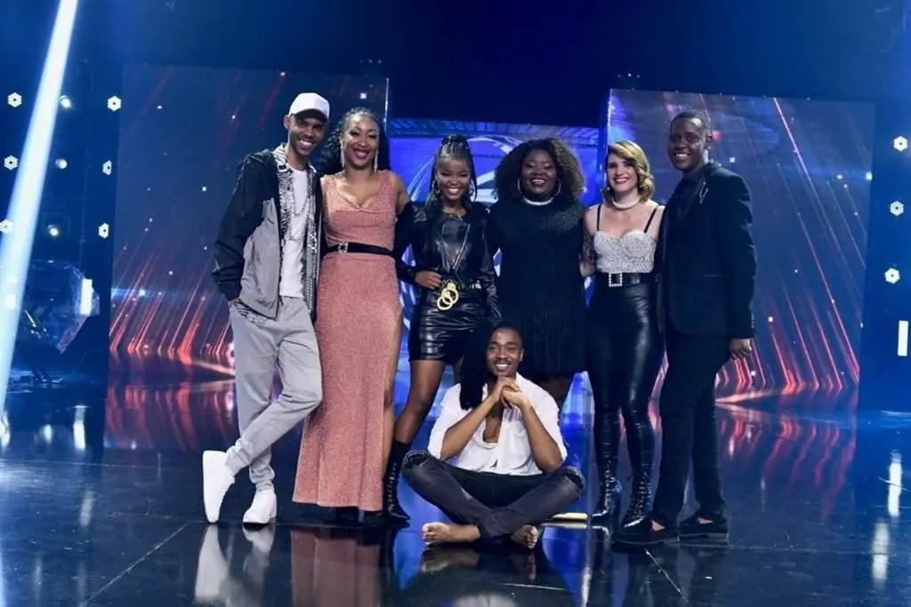 Idols SA top 7 impresses Mzansi