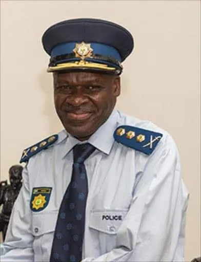 National Police Commissioner Khehla Sitole served with a suspension notice