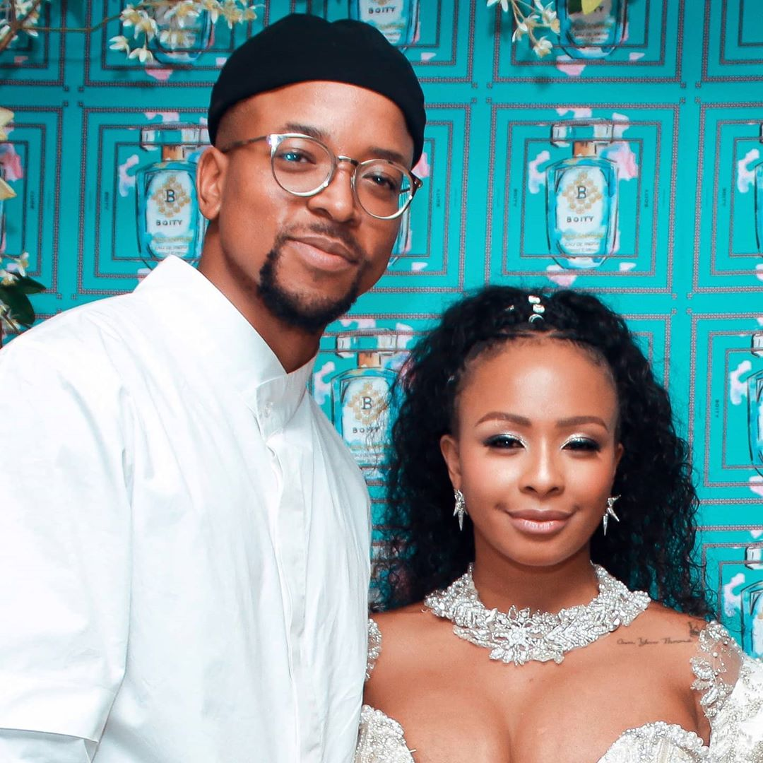 Maps Maponyane puts Ifani in his place after distasteful joke about Boity