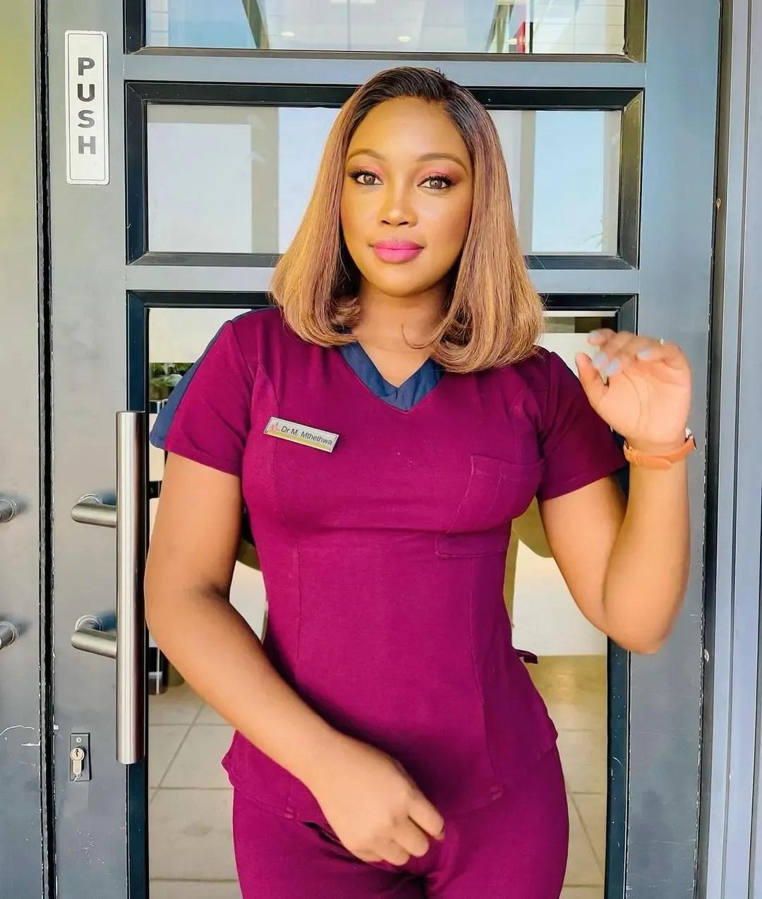 Actress Nelisiwe Sibiya(Dr Mbali Mthetwa's) salary at Durban Gen shocks Mzansi