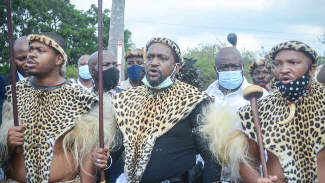 Ramaphosa: We are dealing with disputes within Zulu royal family