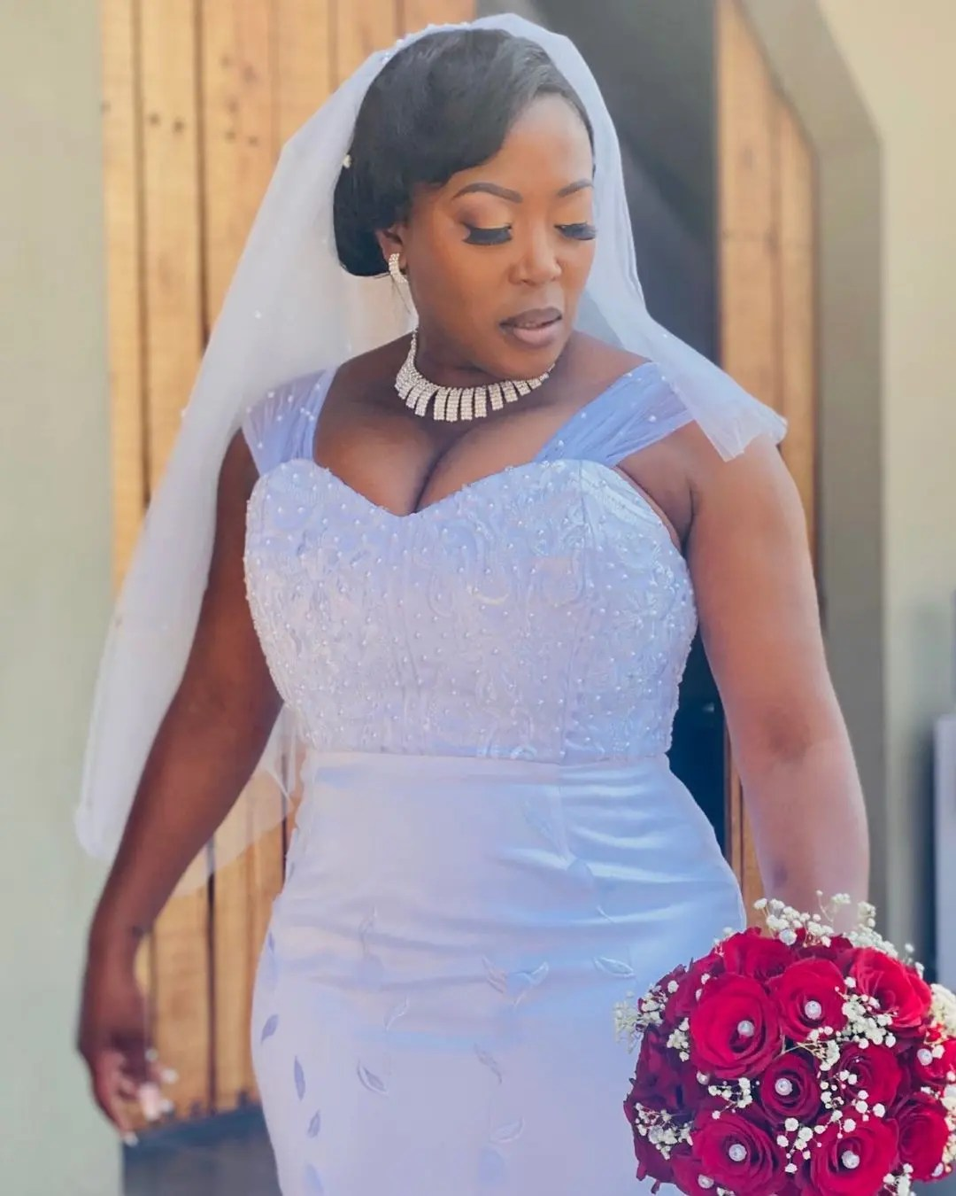 How actress Rami Chuene tricked Mzansi in believing she got married for the 2nd time