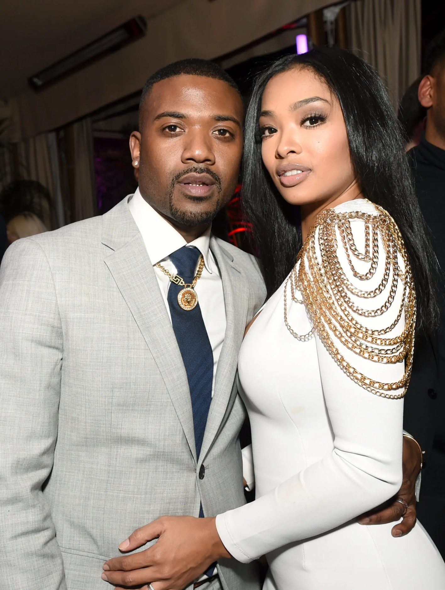 Ray J files for divorce from Princess Love for third time