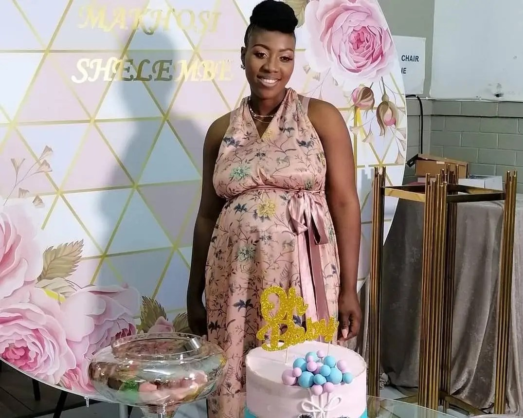 #Umnakwethu: Shelembe's baby showers ends in tears