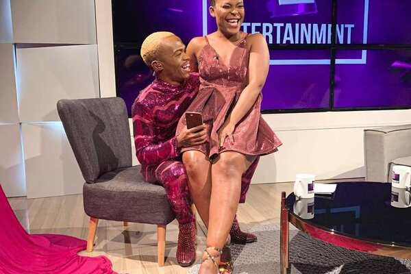 Somizi says he is into plus-size women – (VIDEO)