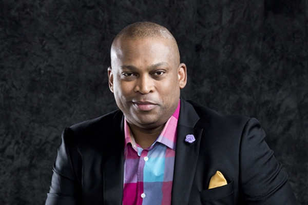Robert Marawa on getting back together with actress Pearl Thusi (VIDEO)