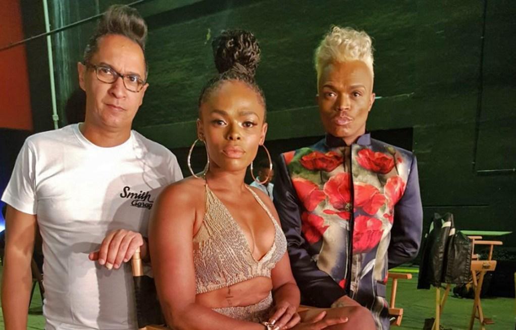 Idols SA Judge Unathi distances herself from Somizi
