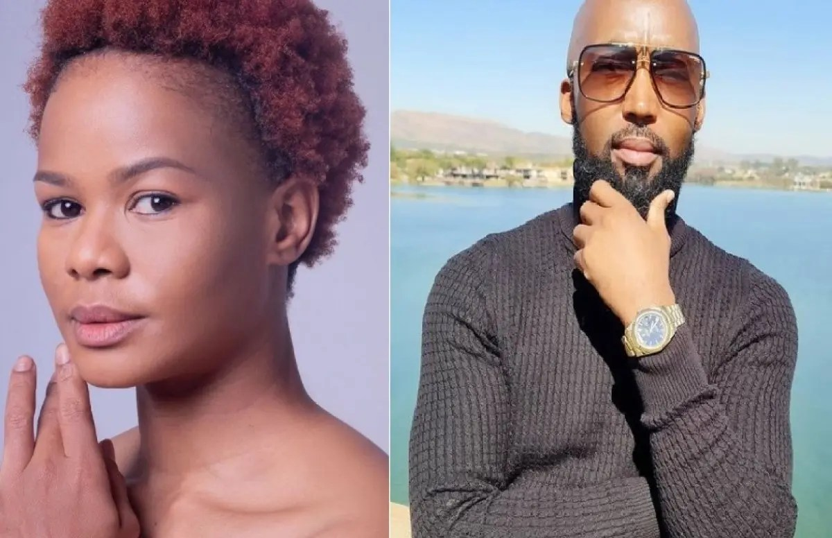 Did you know Muvhango actors Dingaan Mokebe and Tsholofelo Matshaba have a daughter together in real life?