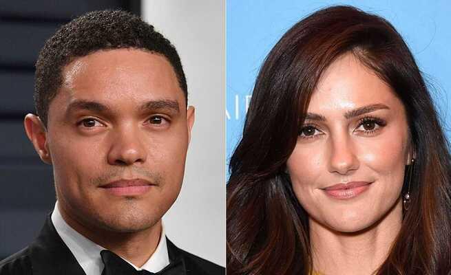 Trevor Noah now selling the mansion he bought for girlfriend Minka Kelly