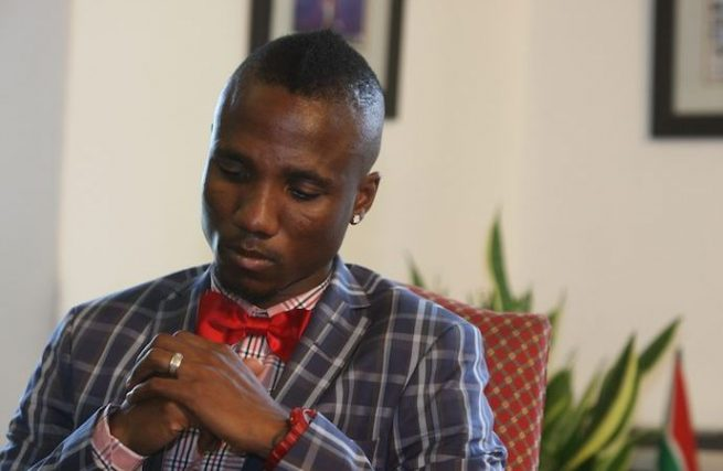 Halala! Teko Modise weds for the 3rd time – meet his new bride